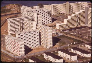 New Apartment Buildings 02/1973