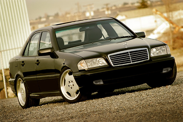 W202 C43 AMG | C43 AMG in 040 owned by Dennis | m delbrueck | Flickr