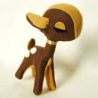Chocolate Deer | by Emily Bee ♥ Follow The White Rabbit