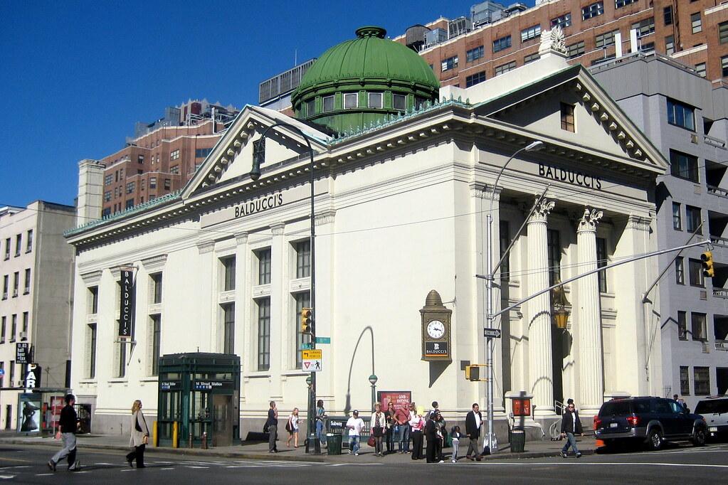 Bank New York