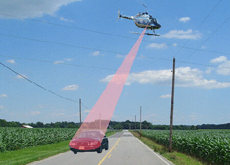 Car Chase Microwave Gun   New Microwave Gun Puts an End to C