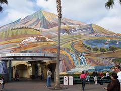 Disney's California Adventure Park Mosaic Mural | by KimboRock