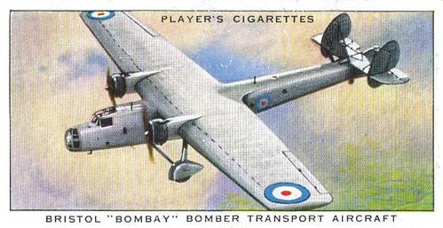 "Bristol ""Bombay"" Bomber Transport Aircraft - #10 | by Mando Maniac"