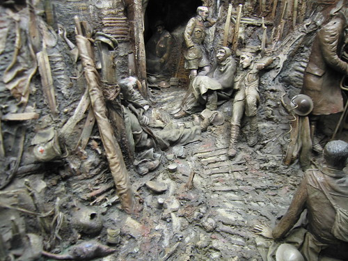 World War I Trench Model   by Hexagoneye Photography