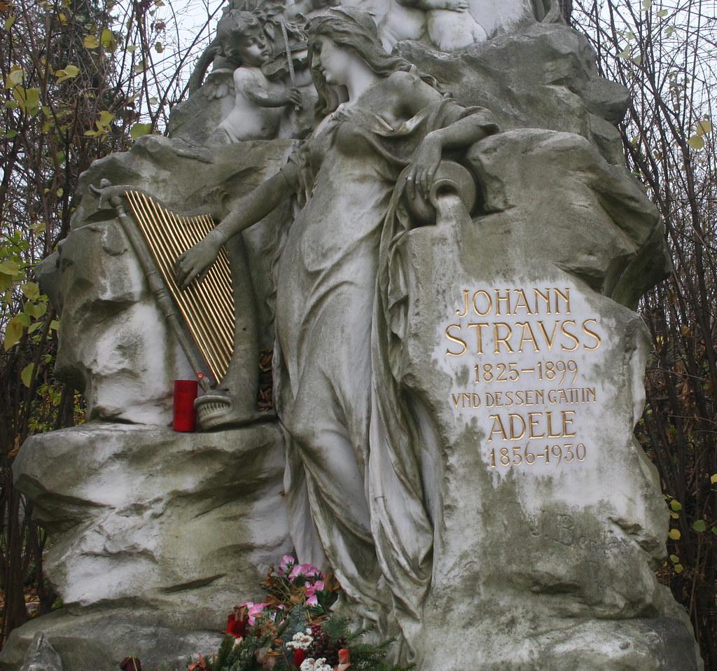 Johann Strauss Ii Johann Strauss Ii In German Johann Str Flickr