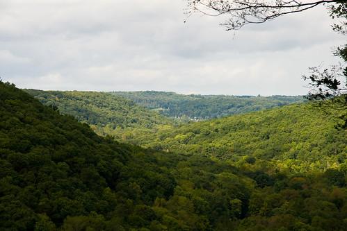 statepark camping trees sky hiking pennsylvania backpacking schellgames oilcreekstatepark gerardhikingtrail