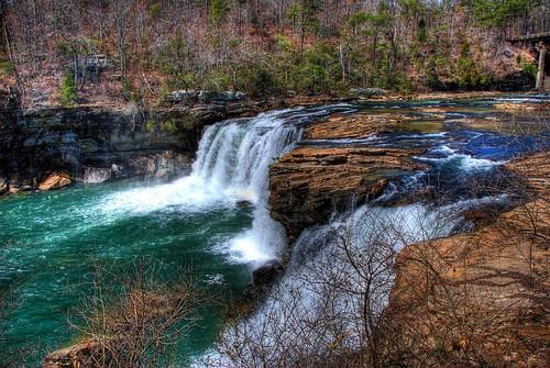 river waterfall alabama canyon littlerivercanyon hdr nwr avision anawesomeshot iamflickr showmeyourqualitypixels 400asaaward