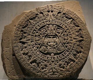 Aztec Calendar at the Anthropology Museum in Mexico City | by Michael McCarty
