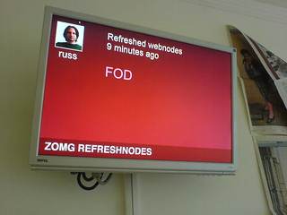 FOD becomes live. | by David Singleton