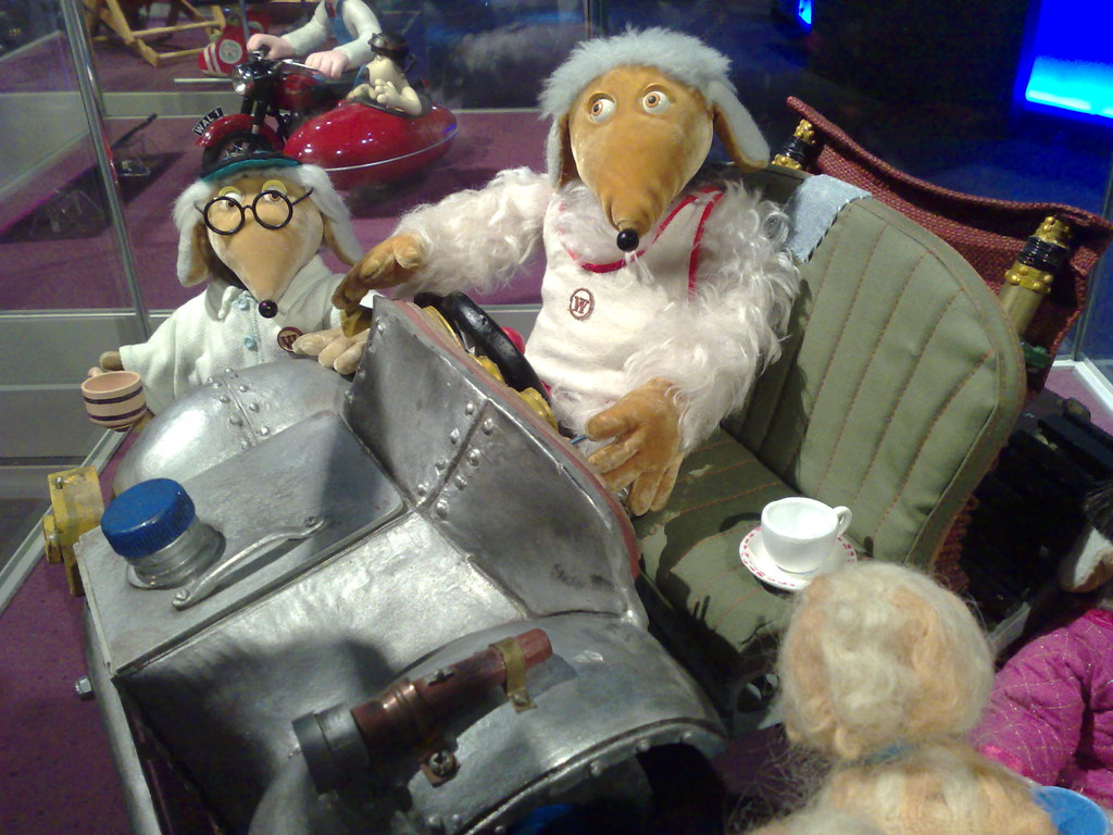 The Wombles   Frankie Roberto   Flickr