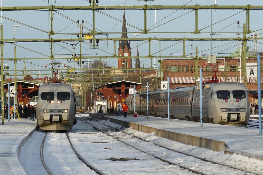 X2000s Sundsvall by glen1079