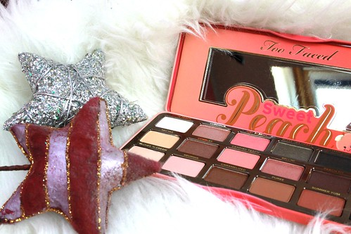 too faced chocolate sweet peech palette