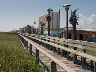 The boardwalk at Carolina Beach | by Brian Leon of Ottawa