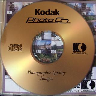 Kodak PhotoCD