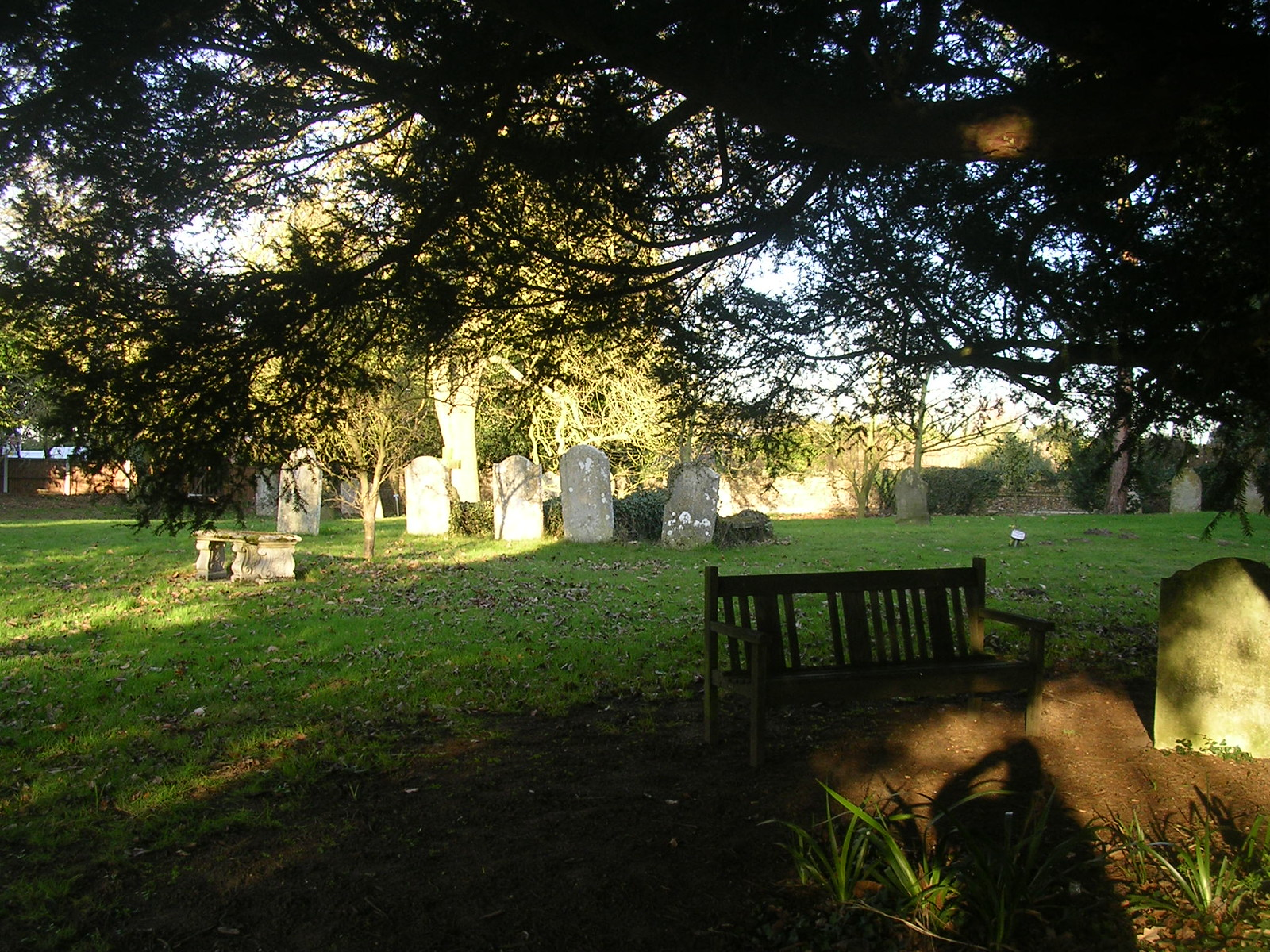 All Saints churchyard, Freeling Kelvedon circular