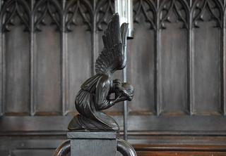 a Cautley angel