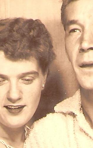 MOM & DAD 1950'S