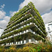 the vegetable building in Paris by David-Duchens