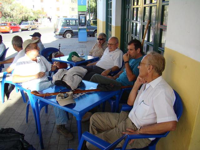 Roque Saucillo - San Mateo Veteranos 04 Isla de Gran Canaria