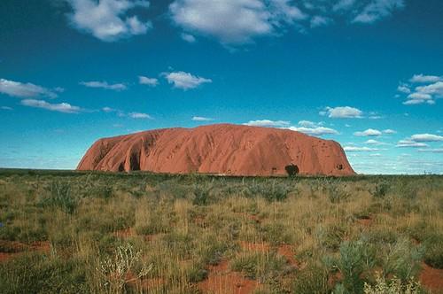 Classic Uluru, Australia