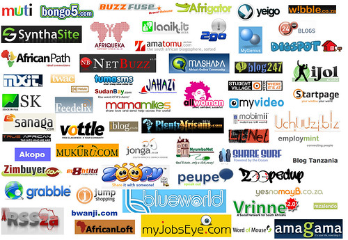 African Web 2.0 Sites (v2 - updated) | by whiteafrican