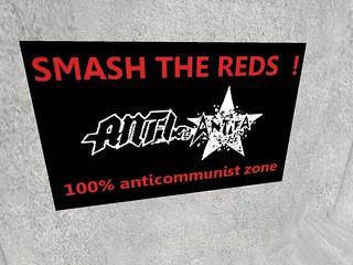 Smash The Reds!