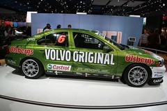 2008 Volvo S60 Green Racing | by entre4yeux