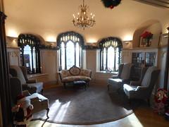 Front Parlor, Kip's Castle, Essex County, NJ