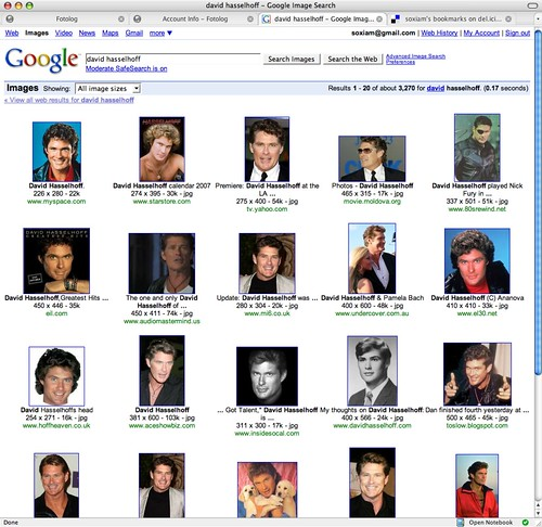 google facial recognition search? | lifehacker is reporting … | Flickr