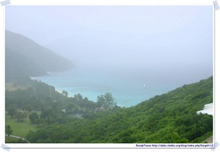 20041023_Guana@BVI_Raining White Bay_001_A | by rosstsai