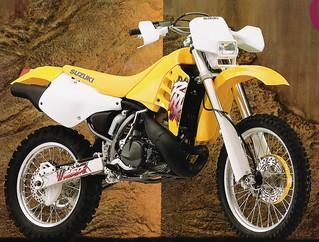 1993-1999 Suzuki RMX 250 Rear Brake Caliper Rebuild Kit RMX250