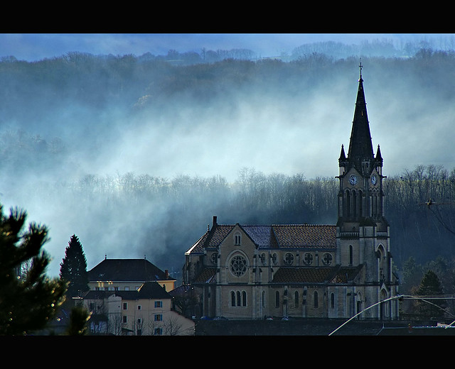 France - La Tour du Pin