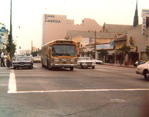 RTD 5230 in Pasadena, California