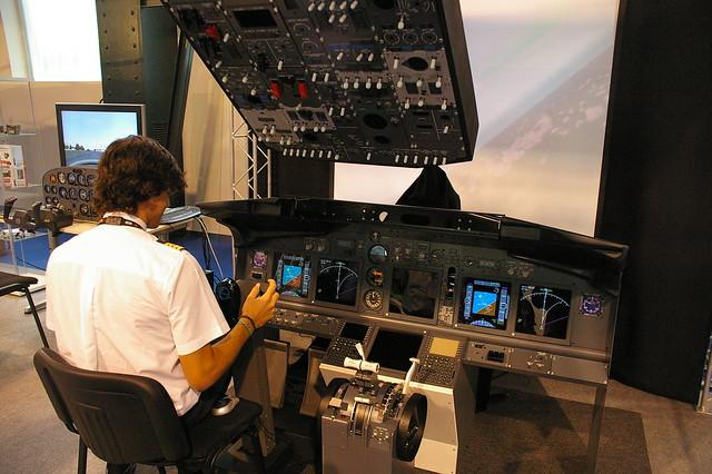 Simulador de vol / Flight Simulator