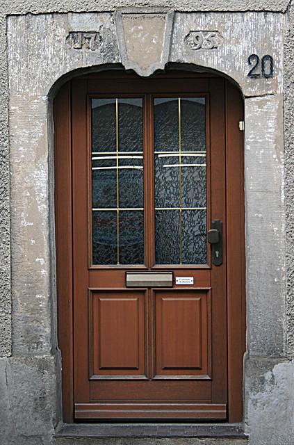 1795 Door, Radeberg, Germany