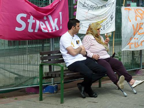 streik _  strike