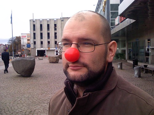 Clownen Gunnar | by henke