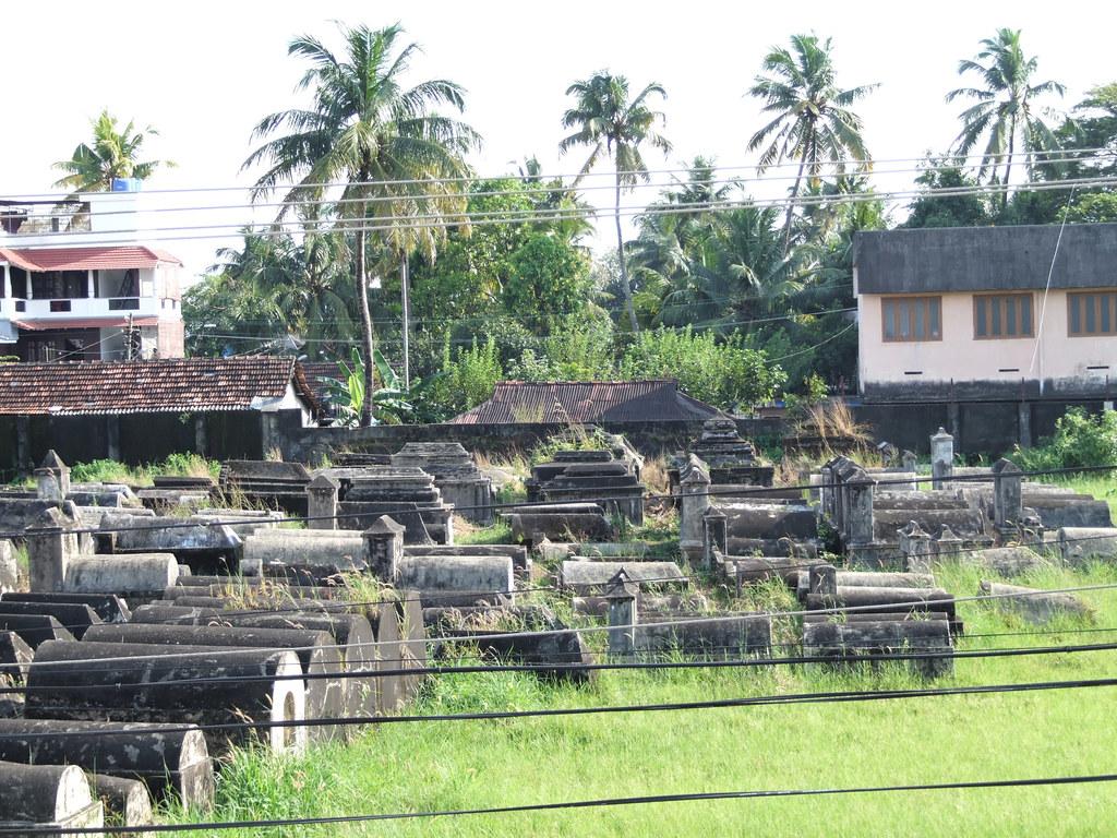Jewish Cemetery Fort Kochi