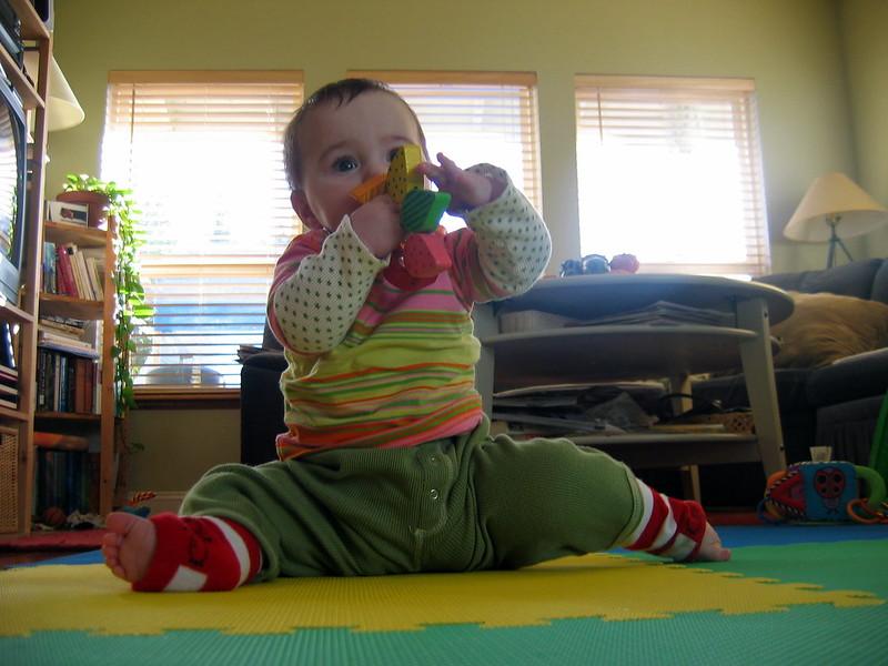Zoe is Flexible