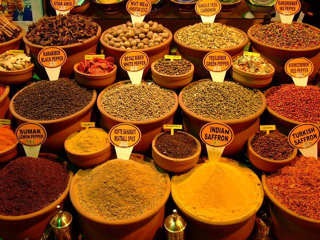 Gewürze Ägyptischer Bazar