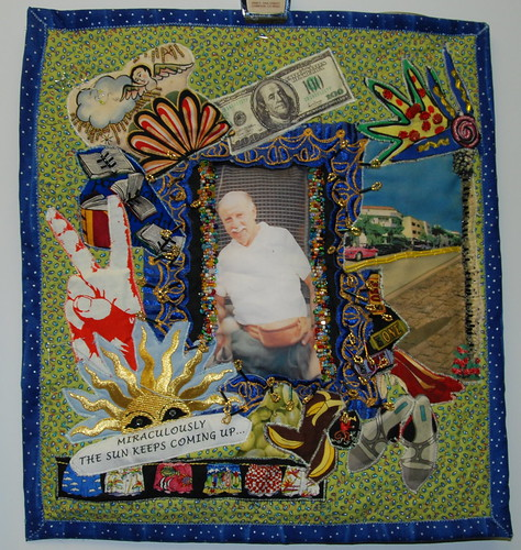 Take It Further challenge quilt