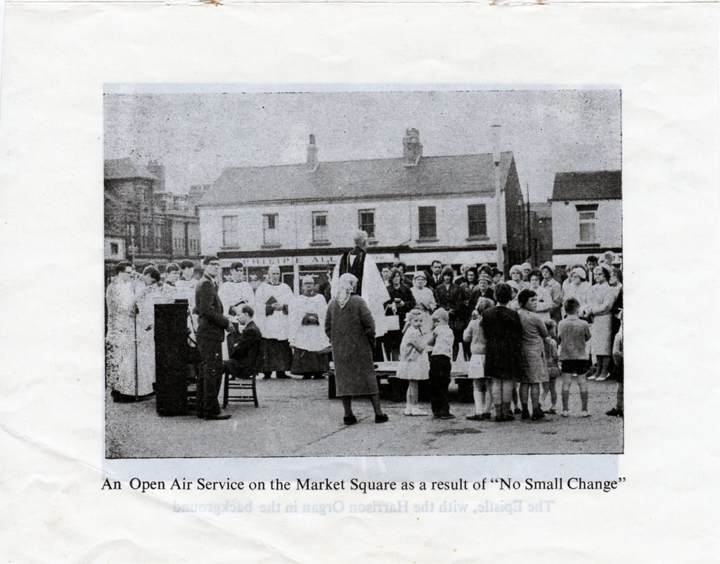 Church Service on Market Square | North Ormesby Community