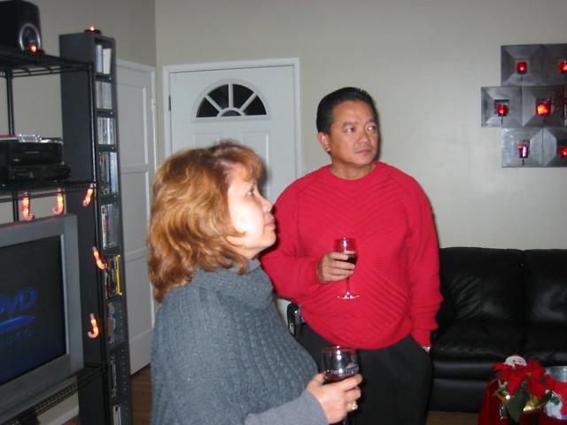 Cesar and Heidi