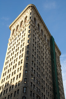 Flatiron Building   by Mister-E