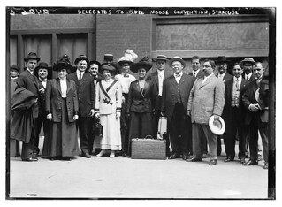 Delegates to Bull Moose Convention, Syracuse  (LOC) | by The Library of Congress