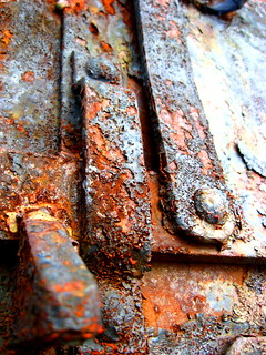 Rust & Corrosion Detail