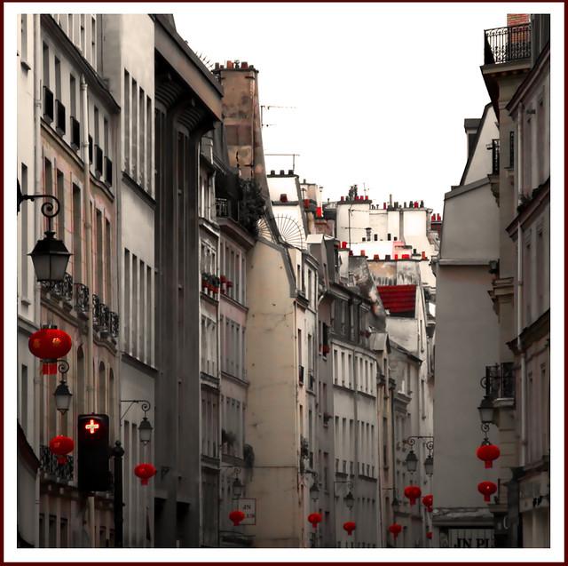 Rita Crane Photography: France / Paris / marais / street / vintage / buildings / beautiful / Rue du Temple, Paris