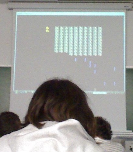 Tricas Invaders...