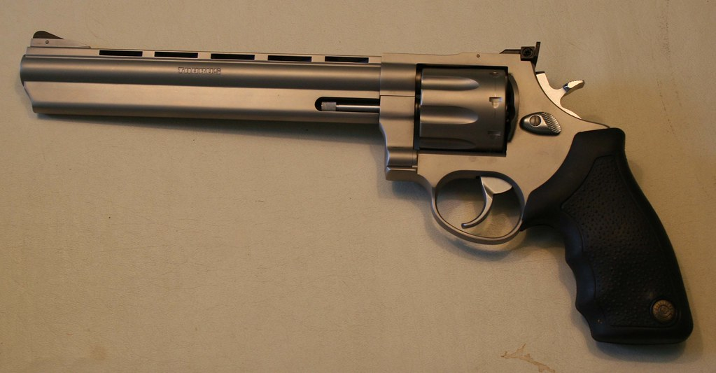 Taurus 608 357 | Taurus large frame revolvers deliver the go