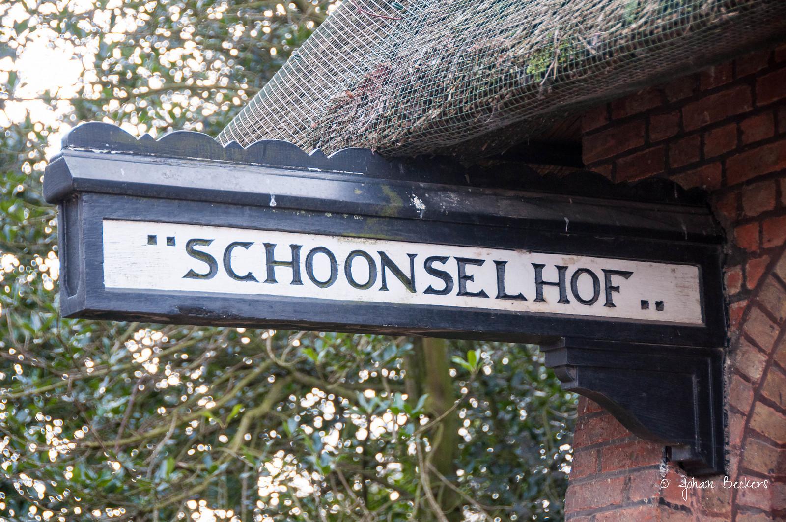 Schoonselhof